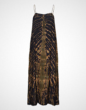 Rabens Saloner Spine Long Slip Dress