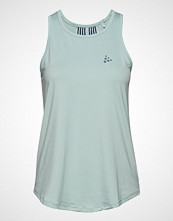 Craft Lux Singlet T-shirts & Tops Sleeveless Blå Craft