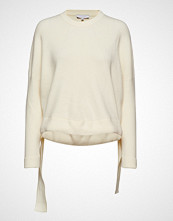 Coster Copenhagen Sweater In Knit W. Tie-Band Detail