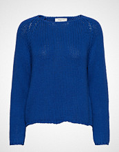 Selected Femme Slfolga Ls Knit Wide O-Neck B