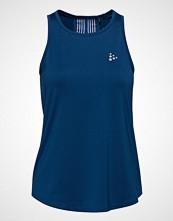 Craft Lux Singlet T-shirts & Tops Sleeveless Blå CRAFT