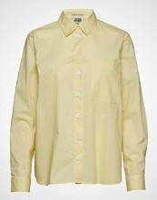 Twist & Tango Dani Shirt Cream Yellow Langermet Skjorte Gul TWIST & TANGO