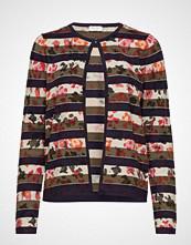 Gerry Weber Jacket Knitwear Strikkegenser Cardigan Multi/mønstret GERRY WEBER