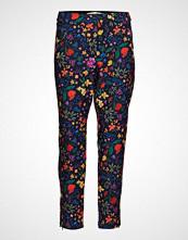 InWear Abril Nica Pant Bukser Med Rette Ben Multi/mønstret INWEAR
