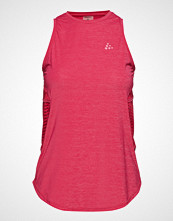 Craft Nrgy Singlet W T-shirts & Tops Sleeveless Rød CRAFT