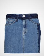 Tommy Jeans Short Denim Skirt  Rvrs