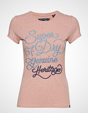 Superdry 67 Genuine Fade Embroidery Entry Tee