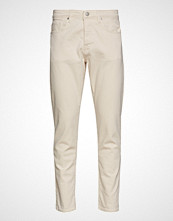 Selected Homme Slhtapered-Toby 6117 Cream St Jeans W Slim Jeans Creme SELECTED HOMME