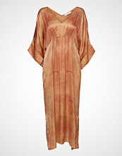 Rabens Saloner Colour Blend Kaftan Dress