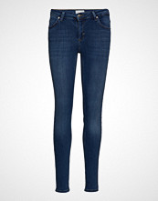2nd One Nicole 866 Blue Harbour Flex Skinny Jeans Blå 2ND
