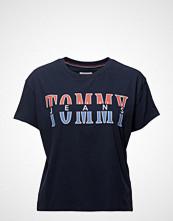 Tommy Jeans Tjw Retro Logo Tee
