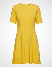 Banana Republic Ss Linear Seamed Fnf Dress