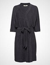 Rabens Saloner Towelling Wrap Dress