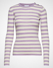 2nd Day 2nd Jessie Striped T-shirts & Tops Long-sleeved 2NDDAY