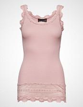 Rosemunde Silk Top Medium W/Wide Lace