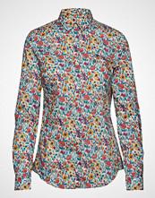 Morris Lady Lily Liberty Mabelle Shirt Langermet Skjorte Oransje MORRIS LADY