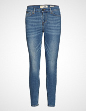 Superdry Super Crafted Skinny Jeans Blå SUPERDRY