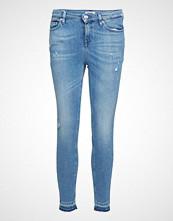 Tommy Jeans Mid Rise Skinny Nora 7/8 Crlblsd