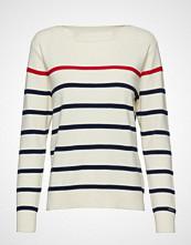 Gant O1. Boatneck Breton Stripe