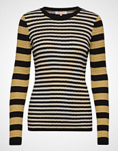 Tommy Hilfiger Zendaya Stripe Lurex Top Ls