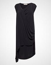 Rabens Saloner Sand Washed Short Dress