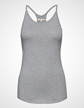 Filippa K Soft Sport Cotton Strap Tank T-shirts & Tops Sleeveless Grå FILIPPA K SOFT SPORT