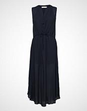 Rabens Saloner Crinkle Drawstring Dress