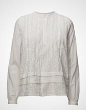 Scotch & Soda Tunique Top T-shirts & Tops Long-sleeved Hvit SCOTCH & SODA