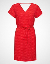 Only Onlnova Lux Deep V S/S  Dress Aop 4 Wvn