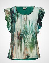 Cream Palm T-Shirt