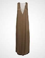 Rabens Saloner Ladder Lace Tank Dress