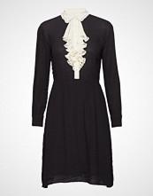 Sand Crepe S - Amabelle Dress