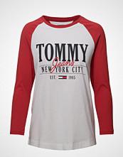 Tommy Jeans Tjw Raglan Logo Longsleeve