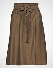 Mango Soft Pocketed Skirt