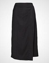 Mango Belt Midi Skirt