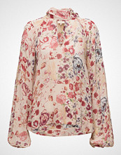 by Ti Mo Semi Couture Bowtie Blouse