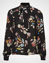 Gina Tricot Dolores Tie Neck Blouse