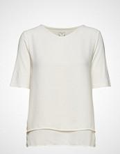 Betty Barclay Shirt Short 1/2 Sleeve Bluse Kortermet Creme BETTY BARCLAY