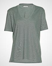 Holzweiler Fjell T-Shirt T-shirts & Tops Short-sleeved Grønn HOLZWEILER