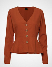 Gina Tricot Hanneli Button Blouse