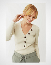 Twist & Tango Miriam Button Sweater