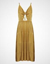 Tommy Hilfiger Zendaya Lurex Tie Front Dress