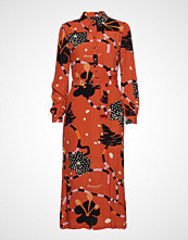 Selected Femme Slfkiara Ls Midi Dress B