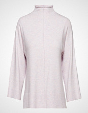 French Connection Ebba Vhari Mock Neck Jumper Strikket Genser Rosa FRENCH CONNECTION