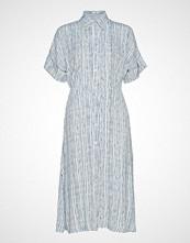 Mango Stripped Print Dress