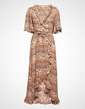 by Ti Mo Bohemian Wrap Dress