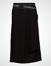Calvin Klein Performance Midi Wrap Skirt