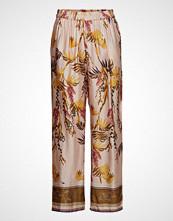 Cream Monique Pants - Long Vide Bukser Multi/mønstret CREAM