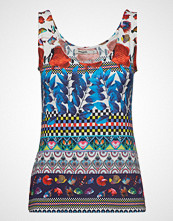 Desigual Ts Georgina T-shirts & Tops Sleeveless Multi/mønstret DESIGUAL