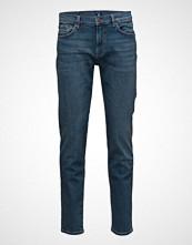 Gant Slim Gant Jeans Slim Jeans Blå GANT